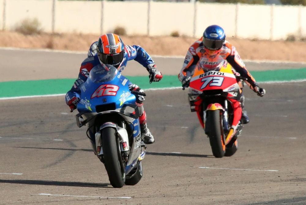 Gran Premio de Aragón de MotoGP.