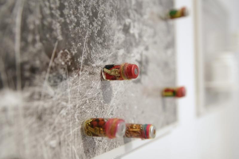 Exposición de Francis Naranjo en Bibli, 'Fracaso'