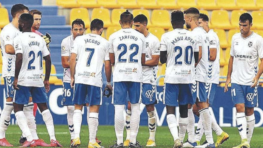 LaLiga adelanta al domingo el partido del Tenerife en El Molinón