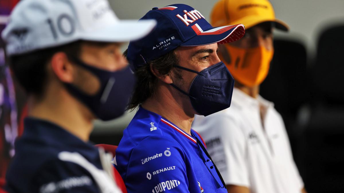 Alonso asegura que le quedan cosas por hacer.
