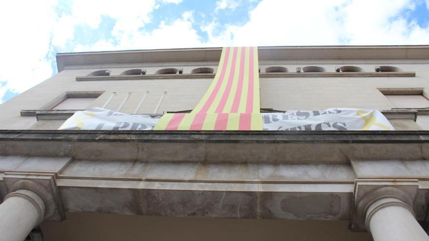 Convocada una concentració a Figueres de suport al president Torra