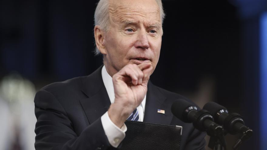 "Biden transmite a Netanyahu su apoyo ""sin fisuras"" a Israel"