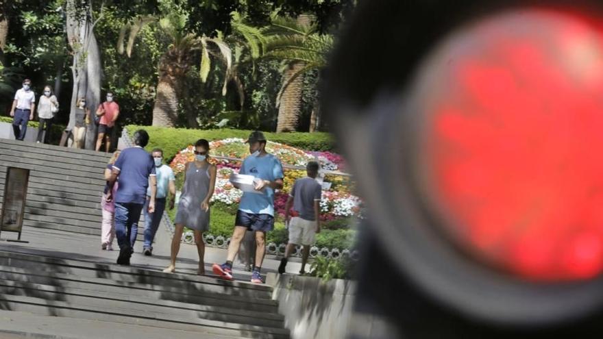 Tenerife continuará en semáforo rojo hasta el 4 de diciembre