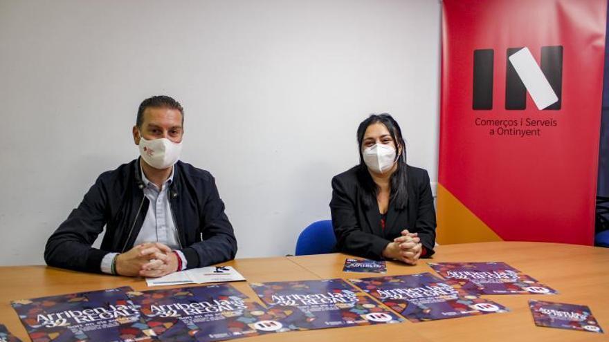 Los comerciantes de Ontinyent sortean 1.600 euros en regalos