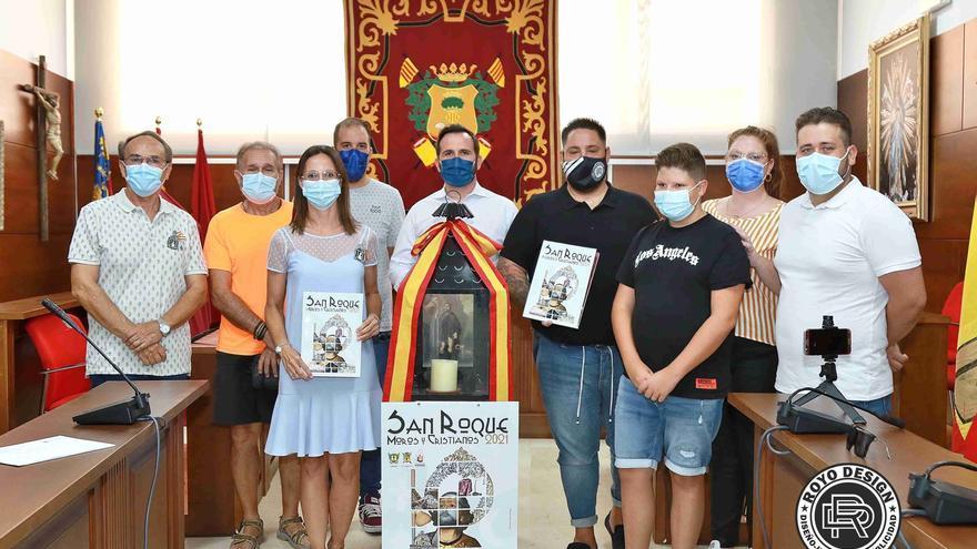 Una enfermera será la invocadora de San Roque en Callosa de Segura