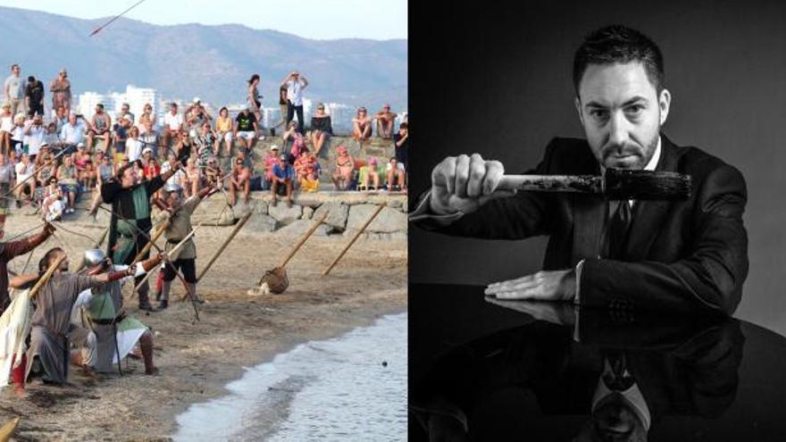 Castelló d'Empúries lliura els Premis Espiga i Timó a Marc Timón i Terra de Trobadors