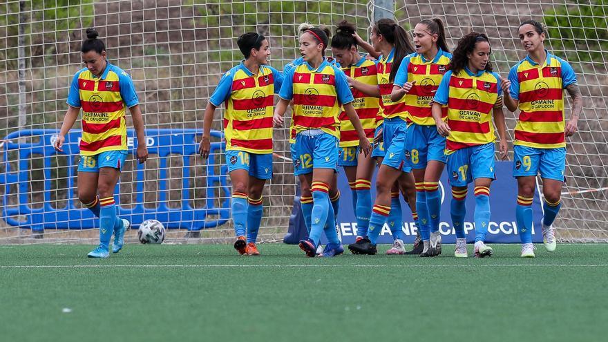 El Levante confirma un caso positivo de coronavirus en el equipo femenino