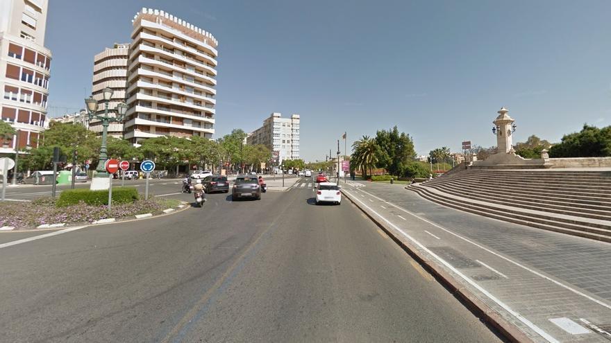 Roban y realizan tocamientos a cuatro chicas menores en València