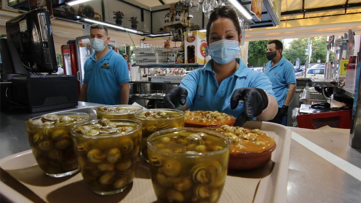 La temporada de caracoles en Córdoba comenzará el 19 de febrero