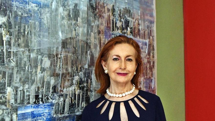 María Trinidad Herrero: El hambre de saber