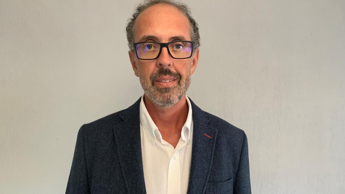 Jose Luis Martínez, responsable de Comunicación Digital de Hidraqua y Aguas de Alicante