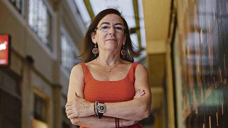 Carmen Orte suma los apoyos necesarios para optar a rectora de la UIB