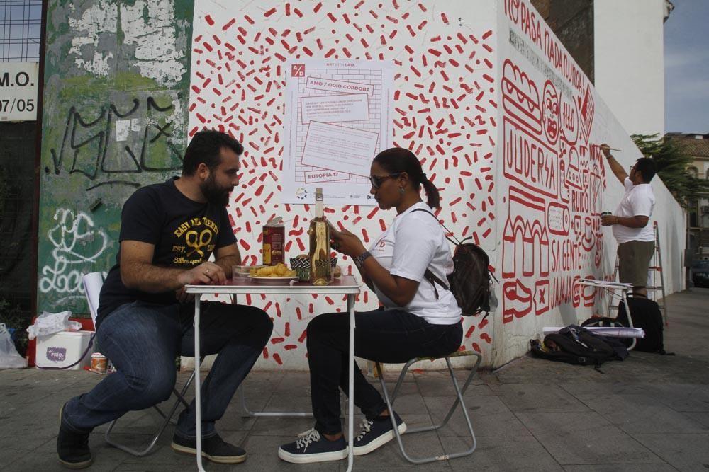 El arte toma la calle con las propuestas de Eutopía.