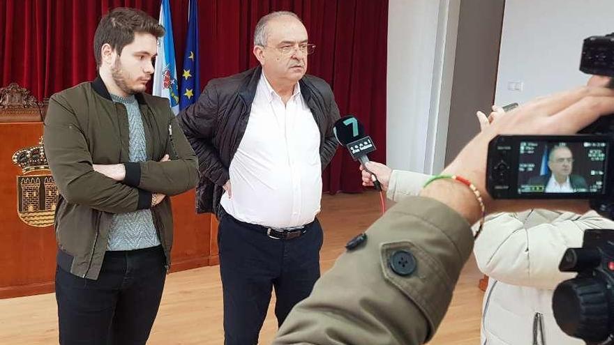 """García: """"El Consello de Contas descarta las irregularidades que denuncia el BNG"""""""
