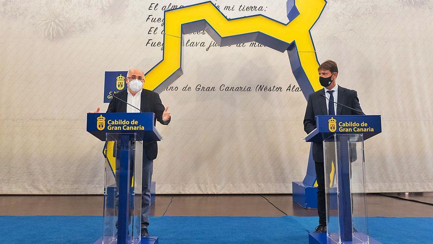 El Cabildo trasformará la gestión insular con un plan a tres años y una inversión de 21 millones