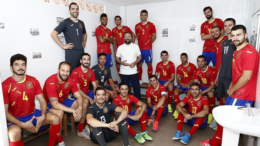 Dos cordobeses en busca de la tercera estrella con España