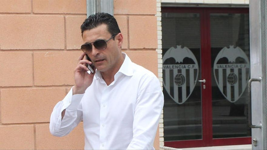 Amadeo Salvo ficha a un ex del Valencia CF