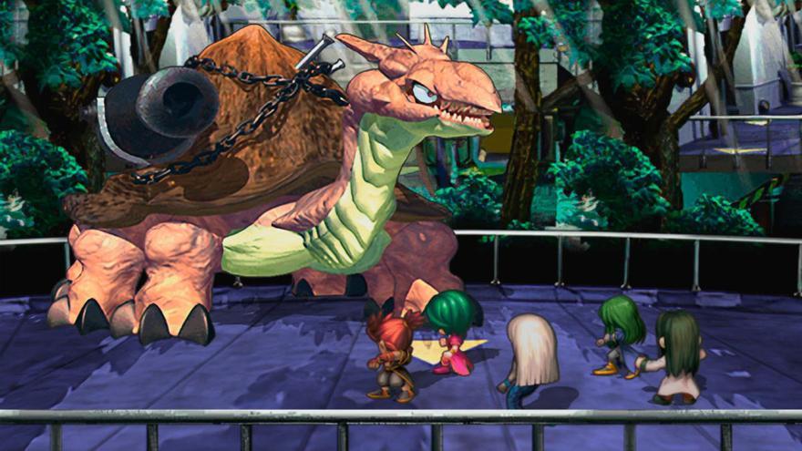 Square Enix anuncia SaGa Frontier Remastered para PS4, Switch y PC