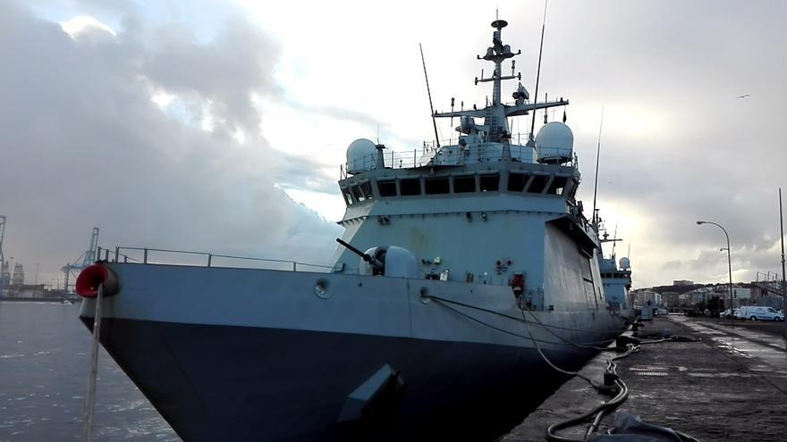 El 'Tornado' regresa tras enfrentarse a casos de piratería y tráfico de personas
