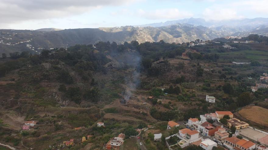 El Cabildo levanta la prohibición de quemas agrícolas y forestales