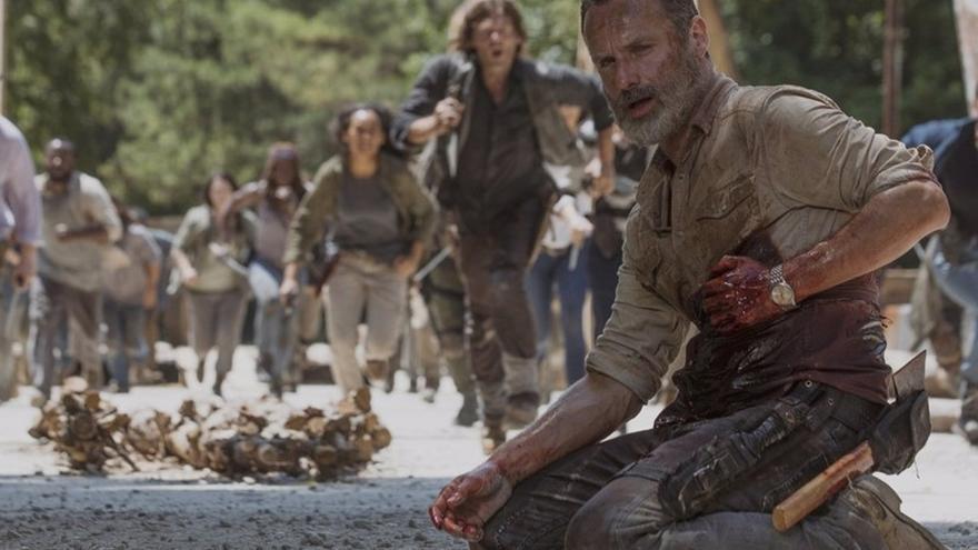 Una nueva promo de la última temporada de The Walking Dead 'resucita' a Rick Grimes