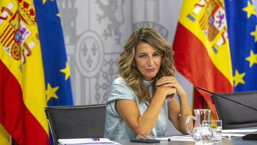Díaz asegura que la mesa de diálogo no se levantará hasta que llegue el acuerdo de ERTE