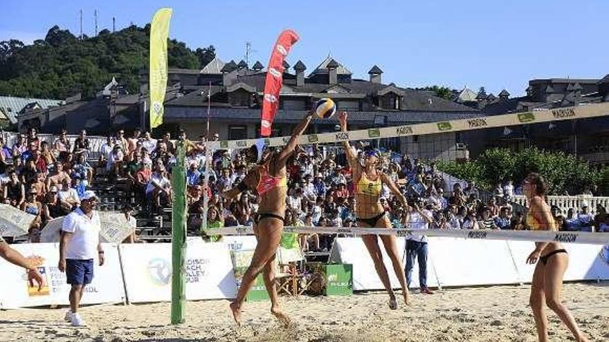 Silgar, nueva parada del circuito Madison Beach Volley Tour 2020