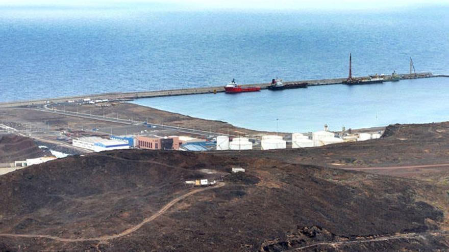 Puertos aprueba el proyecto de la terminal de Armas en La Esfinge