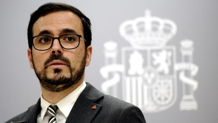 """Garzón: """"Se prohibirá la publicidad de apuestas en las camisetas y partidos"""""""