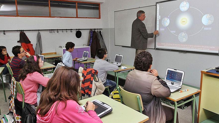 La enseñanza virtual que la pandemia hizo real: 10.000 reuniones en un día