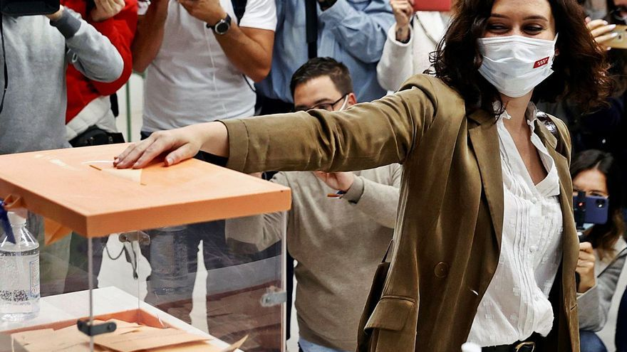 El 'ayusazo' en Madrid abre incógnitas en todos los frentes