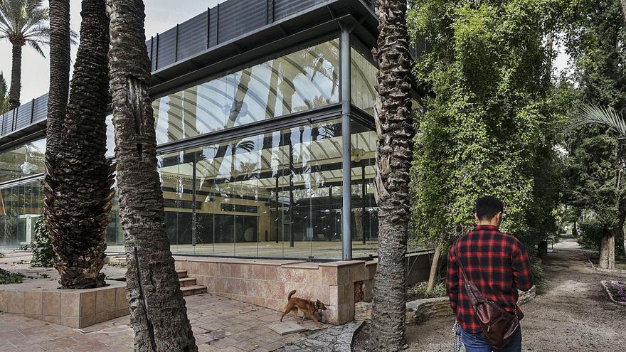 Una empresa se interesa por explotar el restaurante del Parque Municipal de Elche