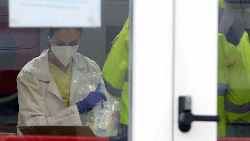 Galicia se vacuna contra el coronavirus