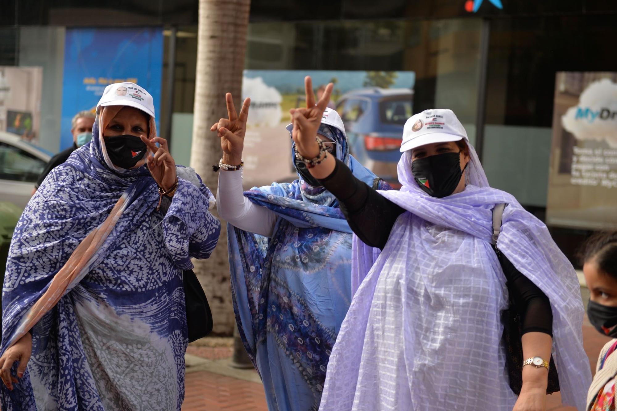 Marcha por el Sahara