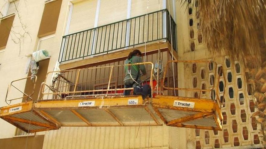 Málaga abre el plazo de solicitudes para la rehabilitación de edificios