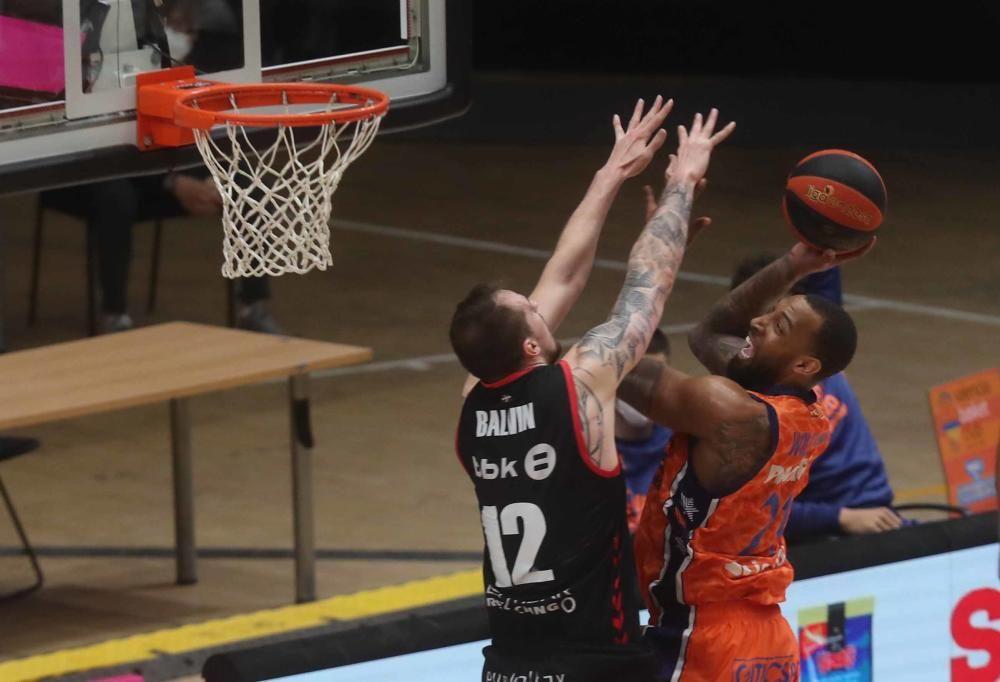 Valencia Basket Club - Retabet Bilbao Basket