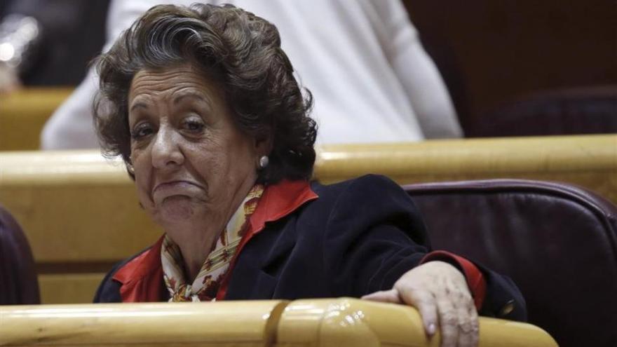 """Compromís denuncia una """"cuenta offshore"""" del PP para financiar campañas de Rita Barberá"""