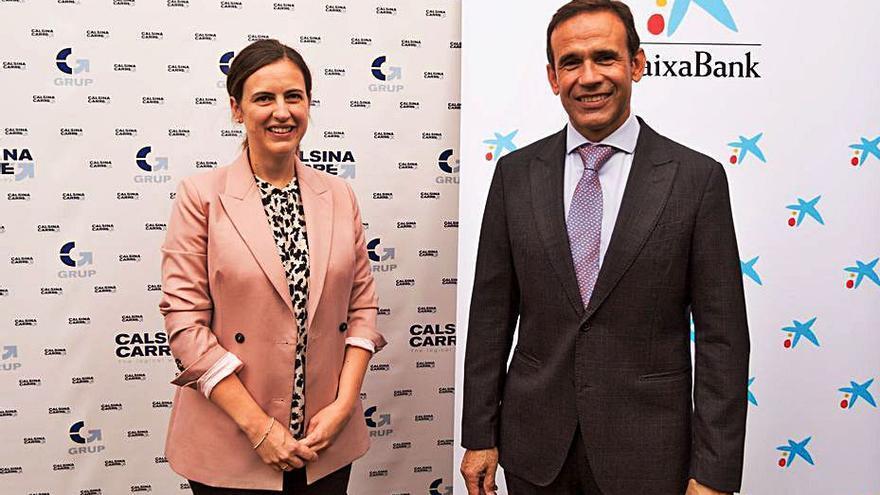 Alba Carré guanya la fase territorial dels «Premis Dona Empresària CaixaBank 2021»