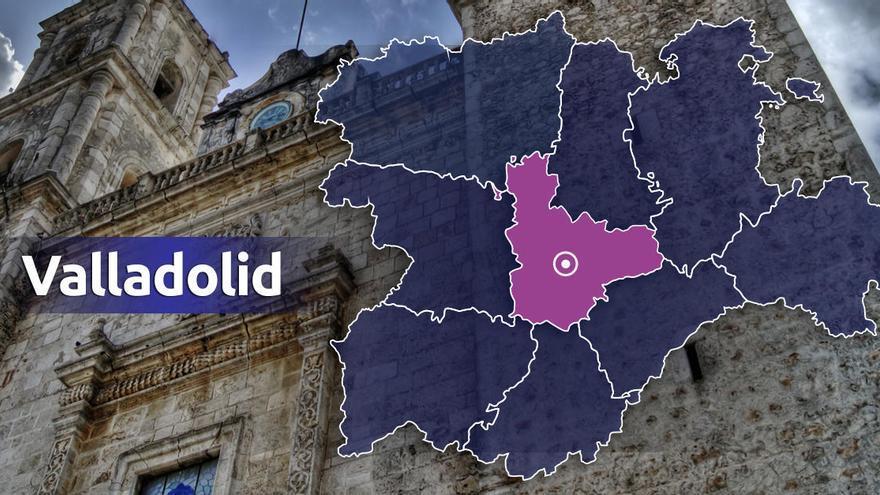 Un juzgado de lo Contencioso-Administrativo obliga a la Diputación de Valladolid a retirar la bandera LGTBi