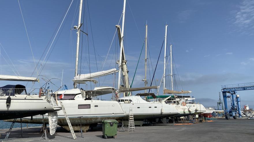 La demanda de barcos para este verano se dispara en Castellón