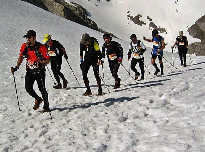 Participantes na pasada edición de la Trevesera