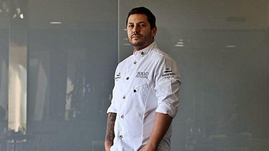 Diego Gallegos: «Empecé fregando platos en La Cala»