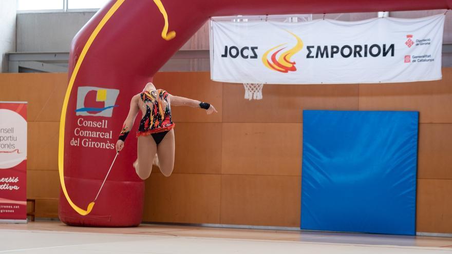 Els Jocs Emporion omplen les comarques gironines d'activitats durant una setmana
