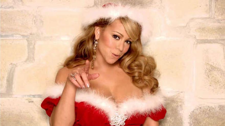 Mariah Carey sigue siendo la número uno
