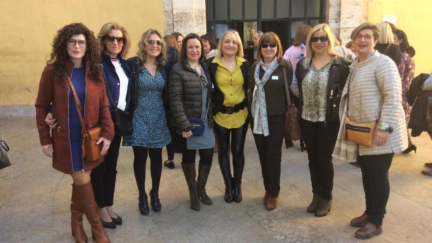 El encuentro de antiguas 'oblatas' destaca el legado de valores que dejó el proyecto