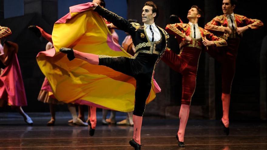La Compañía Nacional de Danza aplaza su gira en València
