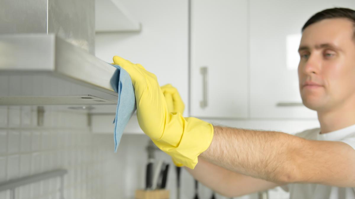 Los mejores trucos de limpieza para dejar como nueva la campana de cocina