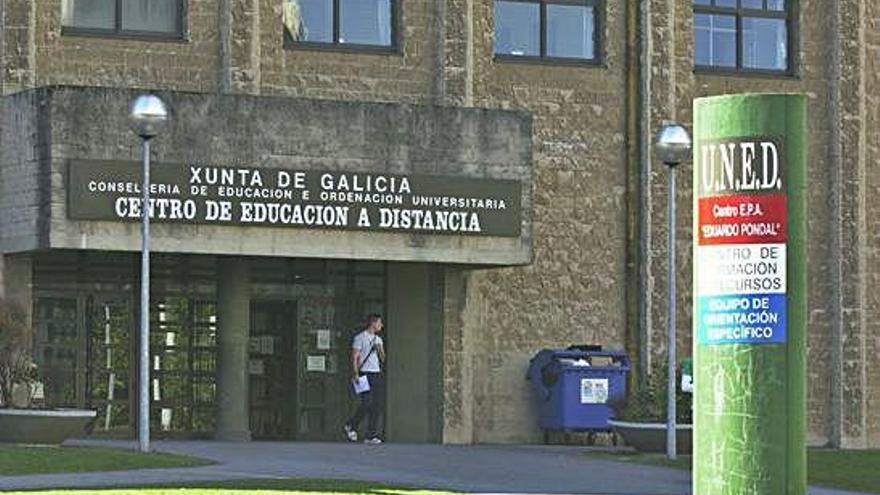 """Intervención advierte de una gestión """"muy deficiente"""" en la sede coruñesa de la UNED"""