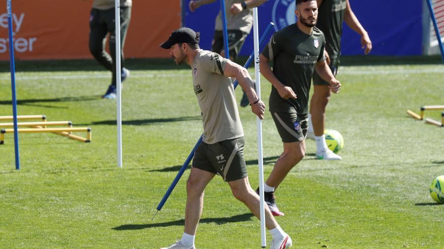 El Atlético de Madrid llega a Barcelona para luchar la liga en el Camp Nou