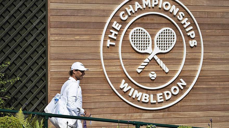 Histórico paréntesis de Wimbledon